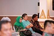 Acara Silaturrahim Prof. Dr. H Jimly Asshiddiqie, SH