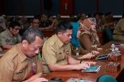 Acara Sosialisasi TP4D Kejaksaan tinggi Riau dan Penandatanganan Nota Kesepakatan Anatara Pemprov RI