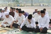 Dzikir Bersama Di Masjid Agung Annur